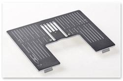 Pfaff performance 5.0 Geradstichplattensensor