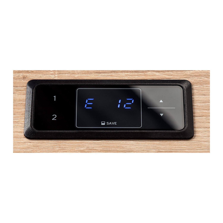 Das i-Touch Bedienfällt ässt den Softtech-Lift mühelos verstellen.