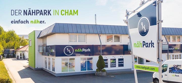 Ihr nähPark in Cham