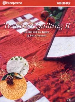 HUSQVARNA Multiformat CD 231 Textured Quilting II
