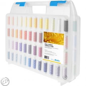 METTLER Poly Sheen Farbkoffer gefüllt mit 96 Farben a 200m