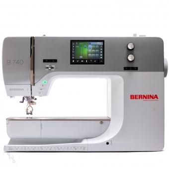 BERNINA B 740 Ausstellungsmaschine