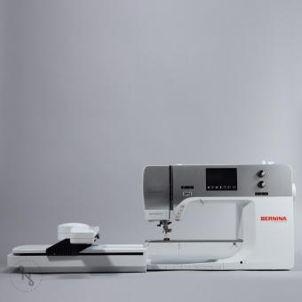BERNINA 770 QE mit Stickkit gebraucht