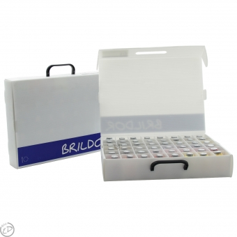 BRILDOR Koffer 96 Farben PB 40 1000m