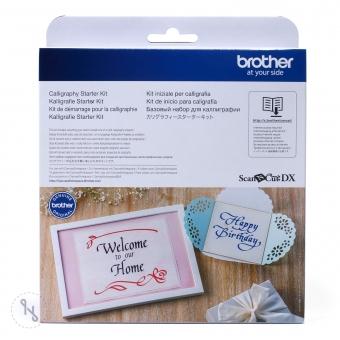 BROTHER Kalligrafie Starter Kit