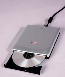 JANOME CD-Rom Laufwerk MC 11000/MB