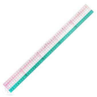 CLOVER Flexibles Stoffmesslineal 50 cm