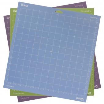 CRICUT Schneidematten-Set 30,5 cm x 30,5 cm 3er Pack