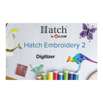 HATCH Digitizer V2