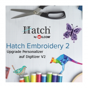 HATCH Upgrade von Personalizer auf Digitizer V2