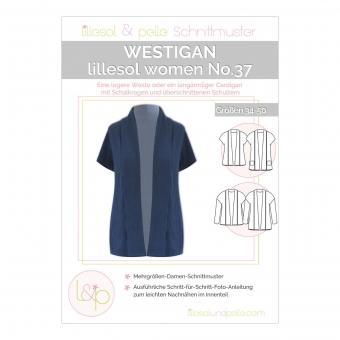 LILLESOL Women Papierschnittmuster No.37 Westigan