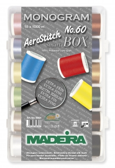 MADEIRA Smart Box Aerostitch No. 60