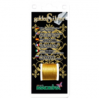 MADEIRA GoldenSilver 100m Spule
