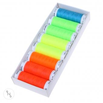 METTLER Farbkit Seralon Neon 8 Farben