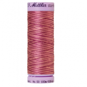 METTLER Silk Finish Cotton No. 50 100m Multicolor