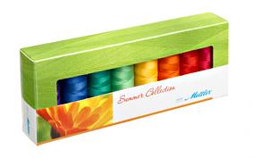 METTLER Farbkit Seralon Summer 8 Farben a 200m