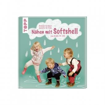 TOPP Nähen mit Softshell - Geniale Outdoormodelle für Kids