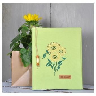 NÄHPARK Stickmuster Sonnenblumen