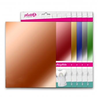 PLOTTIX MetalFlex 30 cm x 30cm 3er Pack