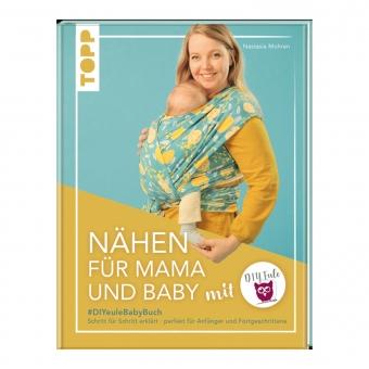 TOPP Nähen für Mama und Baby mit DIY-Eule