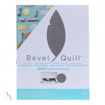 WE R MEMORY KEEPERS Bevel Quill Starterkit