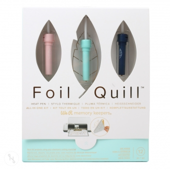 WE R MEMORY KEEPERS Foil Quill Starterkit