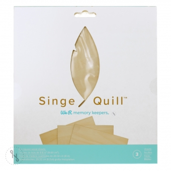 WE R MEMORY KEEPERS Singe Quill Formenset