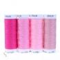 METTLER Farbsortiment Seralon 4 Farben Pink