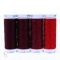 METTLER Farbsortiment Seralon 4 Farben Rot