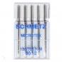 SCHMETZ Microtex Nadeln Stärke 80