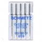 SCHMETZ Overlocknadeln ELx705 CF 5er Packung Stärke 65