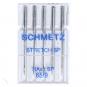 SCHMETZ Super Stretch-Nähmaschinen-Nadeln 5er Packung Stärke 65