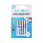 SCHMETZ Super Universal-Nadeln Antihaft-Beschichtung 5er Packung Stärke 100