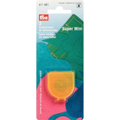 PRYM Ersatzklinge für Rollschneider Super-Mini