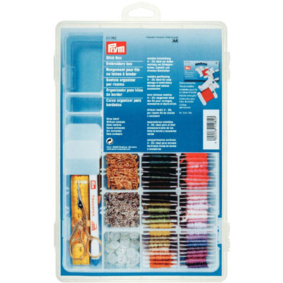 PRYM Stickbox Organizer