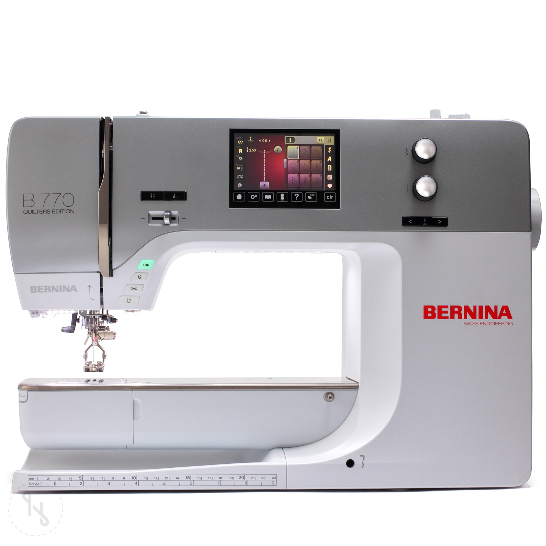 BERNINA B 770 QE Ausstellungsmaschine