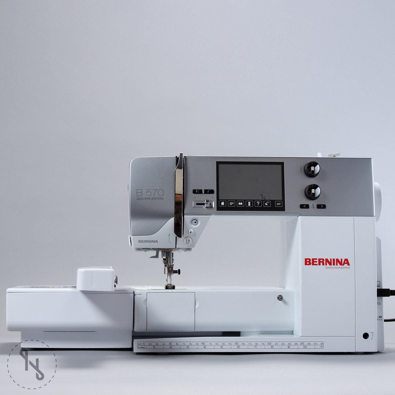 BERNINA B 570 QE mit Stickkit Auslaufmodell gebraucht