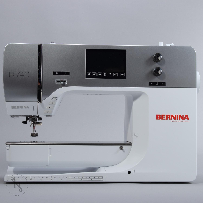 BERNINA 740 gebraucht
