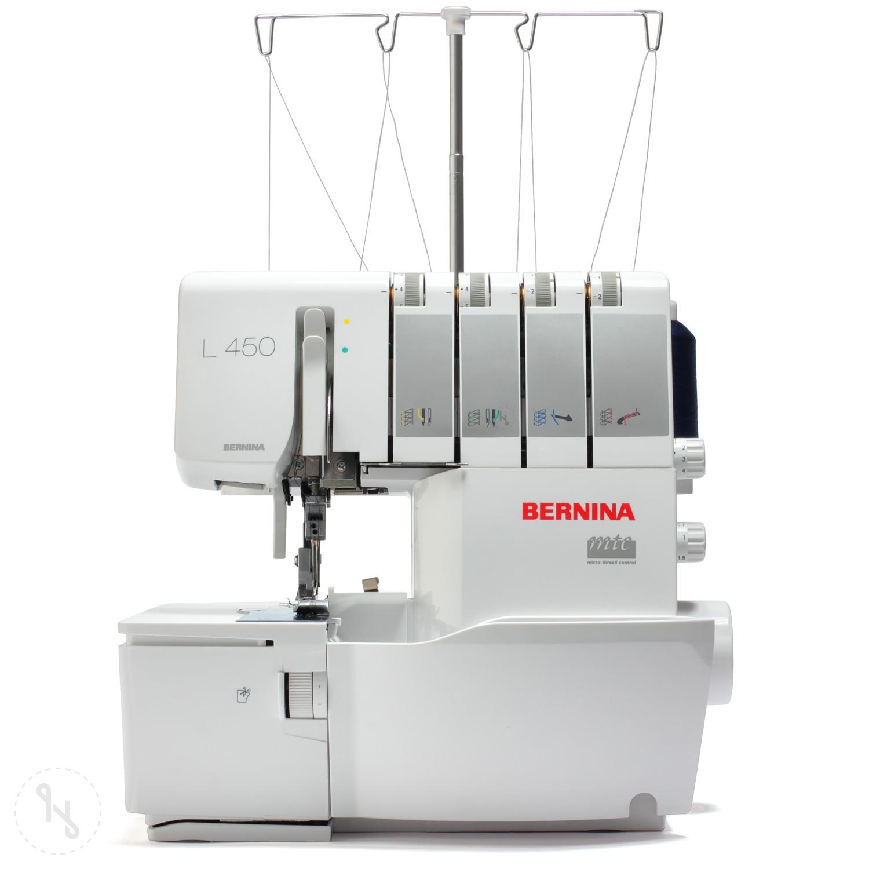 BERNINA L 450 Ausstellungsmaschine