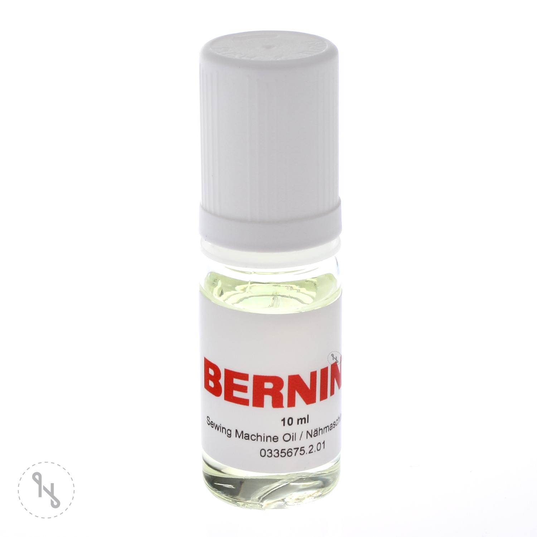 BERNINA Nähmaschinen-Öl 10ml