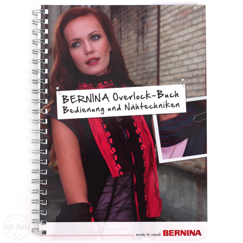 BERNINA Overlocker - Handbuch