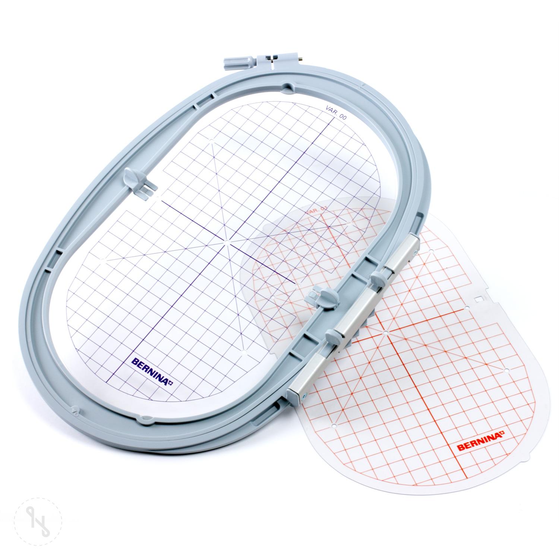 BERNINA Stickrahmen oval
