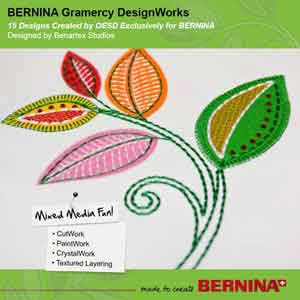 BERNINA DesignWorks CD Gramercy  Nr. 21014DW