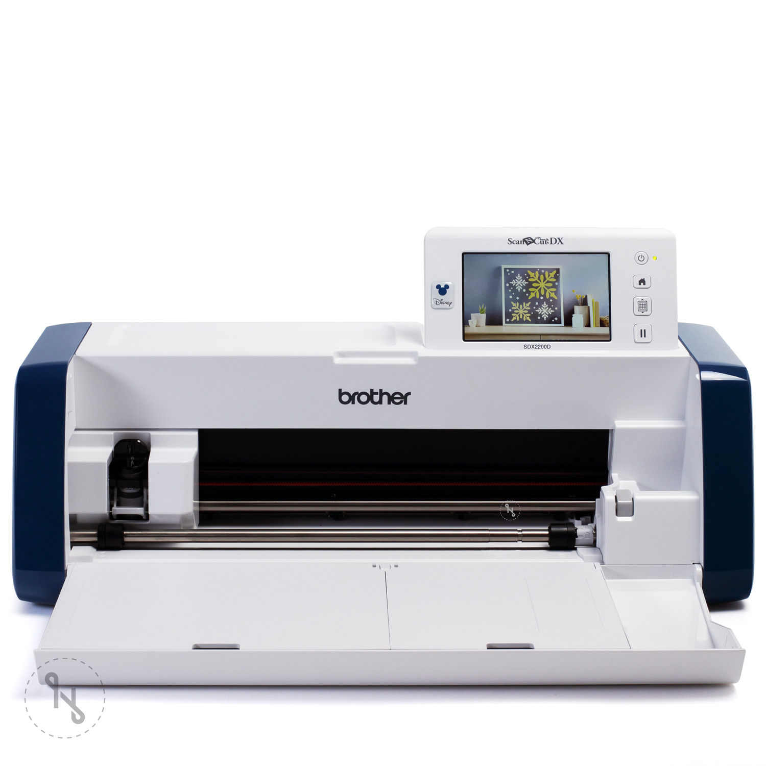 BROTHER Schneideplotter ScanNCut SDX2200D