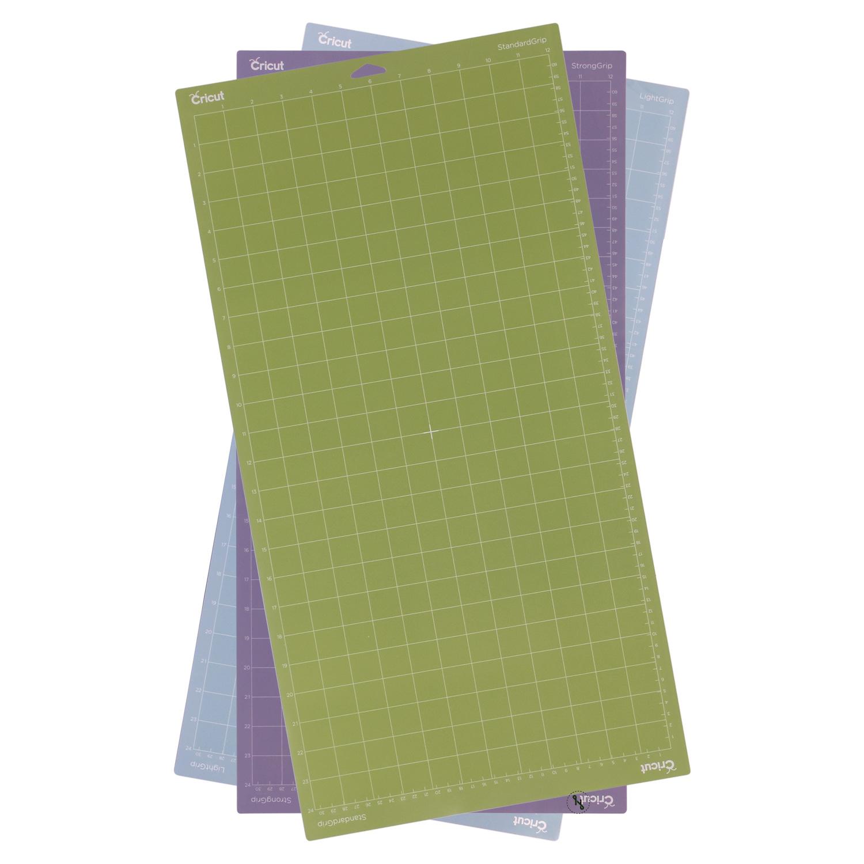 CRICUT Schneidematten-Set 30,5 cm x 61 cm 3er Pack