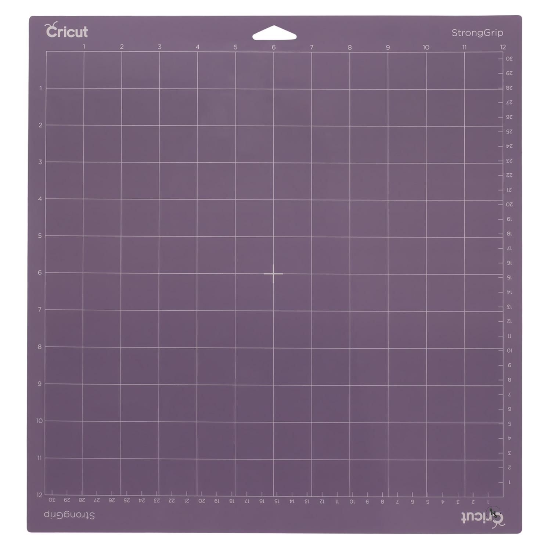 CRICUT StrongGrip Schneidematte 30,5 cm x 30,5 cm