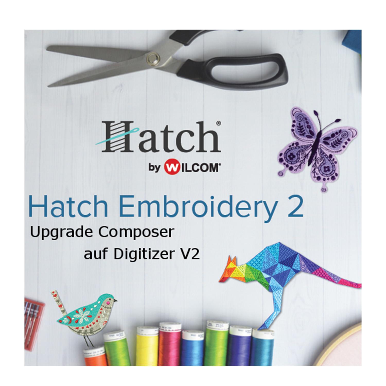 HATCH Upgrade von Composer auf Digitizer V2