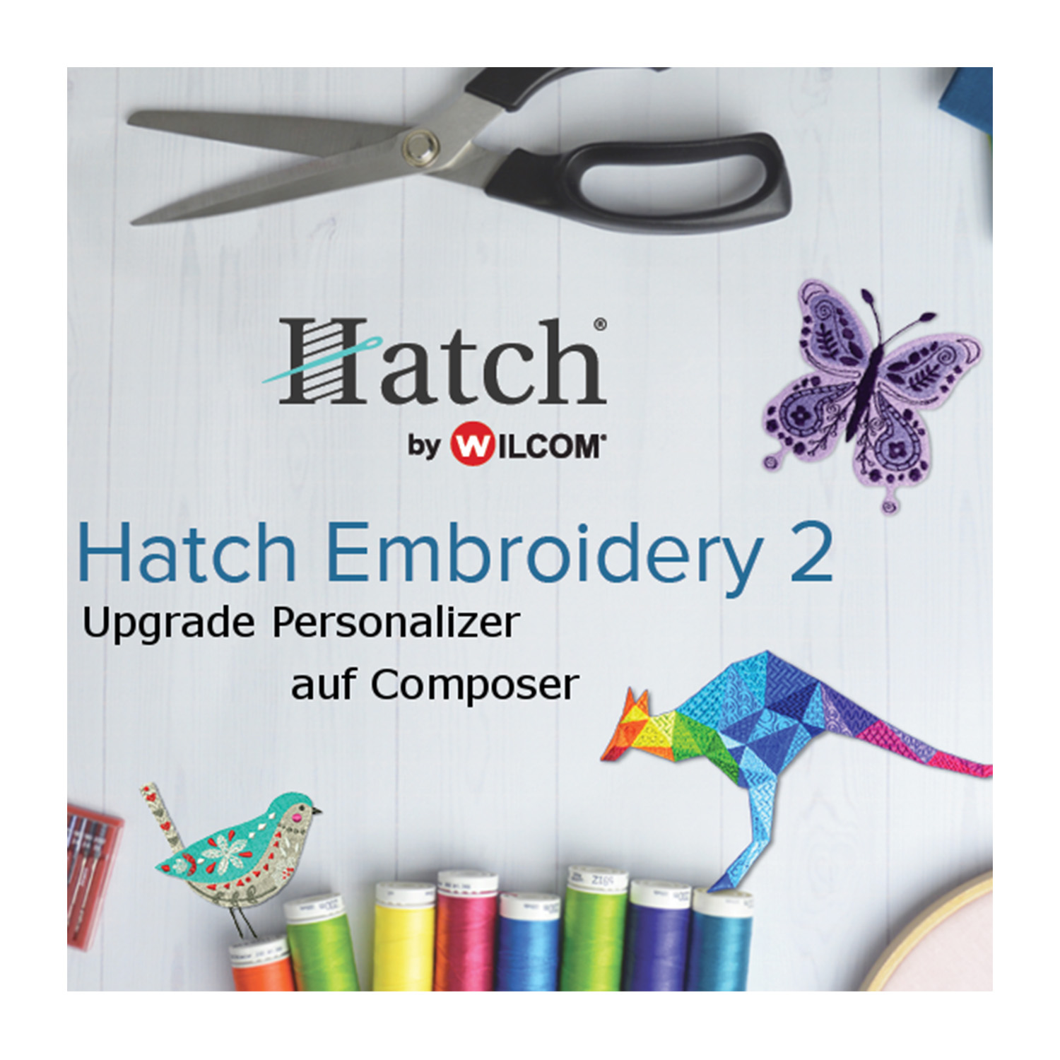 HATCH Upgrade von Personalizer auf Composer