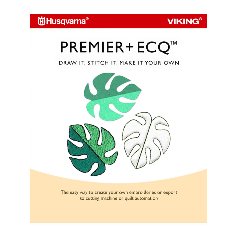HUSQVARNA VIKING Premier+ ECQ