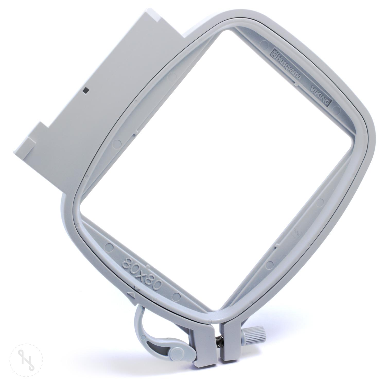 HUSQVARNA Small Square Hoop 80x80 mm